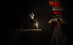 The Dream (Cuahchic) Tags: lego guildsofhistorica varlyrio conzaga intrigue foitsop shrine lighting dark dream
