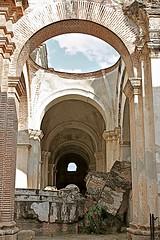 Cathedral of St James, Antigua Guatemala, Guatemala, Central America (susiefleckney) Tags: unescoworldheritagesite antigua spanishbaroque catedraldesanjosé cathedralofstjames antiguaguatemala guatemala centralamerica