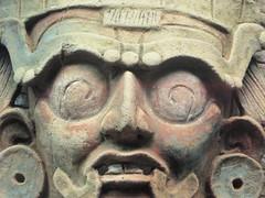 Spiral Eyes (edenpictures) Tags: sculpture statue newyorkcity nyc manhattan mesoamerican precolumbian art nativeamerican americanmuseumofnaturalhistory amnh naturalhistorymuseum museum upperwestside