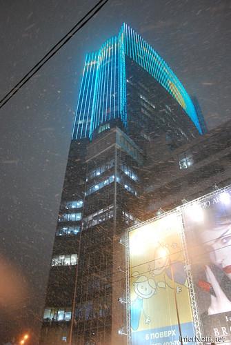 Засніжений зимовий Київ 312 InterNetri.Net Ukraine