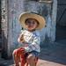 Boy in Pisté, Yucatán, Mexico
