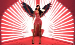 A.O.L (Aviaya Nox) Tags: angel christmas red light love lust merry star heart wings girl ink sl secondlife secondlifephoto slphotography secondlifefashion slphoto secondlifestyle secondlifephotography sllifestyle sllife secondlifeart secondlifeblogger slart virtual virtuallife virtualworld virtualblog virtualfashion blueberry black hair dipped reign catwa foxcity truth