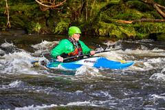 IMG_3071 (Marklucylockett) Tags: 2018 canon7d dartmoor dartmoornationalpark december devon kayak kayakers kayaking marklucylockett rapids river riverdart uk