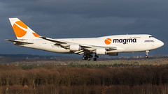TF-AMN Magma Aviation Boeing 747-4F6(BDSF), CGN 19.12.2018 (°TKPhotography°) Tags: boeing 747 747400 freighter cargo cologne magma canon spotting planespotting explore flickr flight aviation