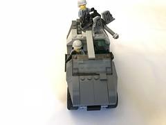 Warthog front (dreki.bryni) Tags: brickforge brickarms halo afol moc lego