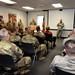 Chief Master Sgt. Alfred Farrar Promotion
