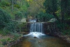 Río del Alcázar (salkalero) Tags: cascadas naturaleza verde sierra tejeda almijara agua río alcázar