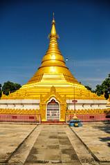 Lumbini, Nepal (Ben Perek Photography) Tags: asia lumbini nepal himalayas himalaya mountains buddha buddhism religion stupa amazingbeautiful interestingreligion nepalese statue birthplacebluesky buildingarchitecture