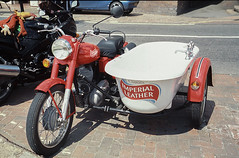 Motorcycle and side.......bath ! (DP the snapper) Tags: amusing sidecar motorbike bath taps soap