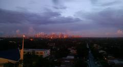 Miami, FL (MerperC) Tags: miami fl florida skyline buildings sky sunset unitedstates usa us