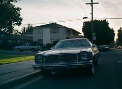 Santa Clara (bior) Tags: santaclara car classiccar pentax645nii 6x45cm 645 expiredfilm mediumformat 120 pentax645 fujifilmpro400h pro400h chevrolet chevy elcamino