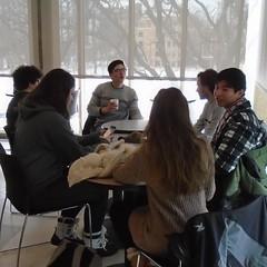 Spanish conversation hour 1-29-2019