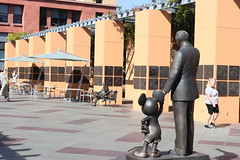 """The Disney Partners Statue • <a style=""""font-size:0.8em;"""" href=""""http://www.flickr.com/photos/28558260@N04/30892943137/"""" target=""""_blank"""">View on Flickr</a>"""