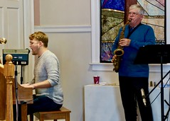 Worship Service with Nick Calawa (11-11-2018) - Musical Worship (nomad7674) Tags: 2018 20181111 november veteransday beacon hill church efca evangelical free monroect worship service praise psalm hymn spiritual song sing singers singing music musicians