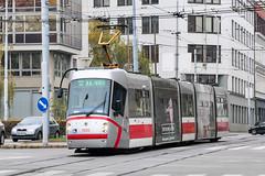 BRN_1935_201811 (Tram Photos) Tags: skoda škoda 13t brno brünn strasenbahn tram tramway tramvaj tramwaj mhd šalina dopravnípodnikměstabrna dpmb
