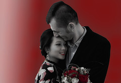 20 rouge (monicacastigliego) Tags: serviziofotograficomatrimonio fabioeahi love sincerita sincerity wedding weddingphotoshoot nem happiness friends themostbeautifultime