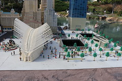 """Lego Miniland New York City: 9/11 Memorial • <a style=""""font-size:0.8em;"""" href=""""http://www.flickr.com/photos/28558260@N04/31372889037/"""" target=""""_blank"""">View on Flickr</a>"""