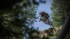 _HUN2570 (phunkt.com™) Tags: msa mont sainte anne dh downhill down hill 2018 world cup race phunkt phunktcom keith valentine