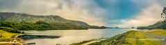 Lake Pedder. Strathgordon, Tasmania (Peter.Stokes) Tags: australia australian colour landscape nature outdoors panorama photo photography saltwater sea tasmania vacations water lakepeddertasmania jetty