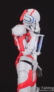 Model Principle Ultraman 19 by Judson Weinsheimer