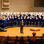 "<b>2018 Homecoming Concert</b><br/> The 2018 Homecoming Concert, featuring performances from the Symphony Orchestra, Concert Band, and Nordic Choir. October 28, 2018. Photo by Nathan Riley.<a href=""//farm5.static.flickr.com/4894/31916179208_253aa6dcc3_o.jpg"" title=""High res"">&prop;</a>"