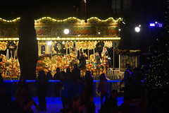 2018-11-FL-199931 (acme london) Tags: carousel courtyard iceskating nationalhistorymuseum wintercarousel