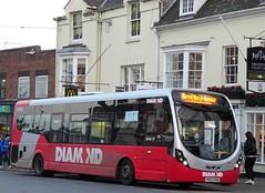 Stratford on Avon (Andrew Stopford) Tags: sk63kob wright streetlite df diamond rotalaplc stratfordonavon wessexconnect