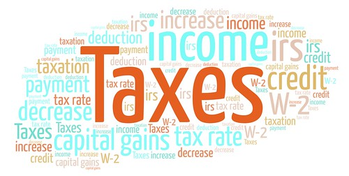 Taxes, From FlickrPhotos