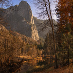 Yosemite Valley Late Afternoon thumbnail