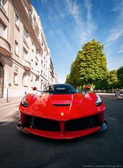 Laferrari (Romain Lapeyre Photography) Tags: ferrari laferrari ferrarilaferrari v12 supercar sportcar limitededition nikon romainlapeyrephotography rosso