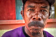 Ohoidertutu (Matwair) (Ma Poupoule) Tags: ohoidertutu keiisland kei keikecil moluques maluku indonésie indonésia indonesia asia asie porträt portrait ritratti ritratto moustache face matwair