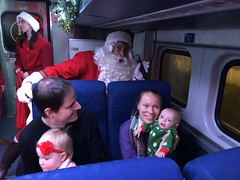 "Santa with Daddy, Mommy, Dani, and Sam • <a style=""font-size:0.8em;"" href=""http://www.flickr.com/photos/109120354@N07/32568024028/"" target=""_blank"">View on Flickr</a>"