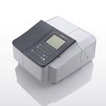 紫外可視分光光度計の写真