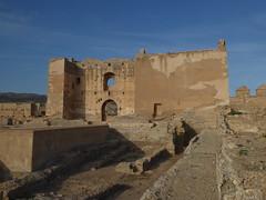 Alcazaba de Almeria (James Bowler) Tags: spain almeria alcazaba