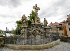 Bamberg View 3 (rschnaible) Tags: bamberg germany europe outdoor sightseeing street photography building architecture statue monument