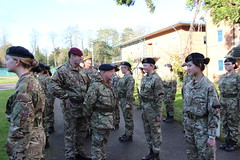 CCF Inspection 2019 (12) (Headington School, Oxford) Tags: u4 l5 u5 l6 u6 ccf middle sixthform headingtonschool
