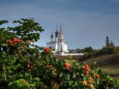 Monastery of St. Alexander. Suzdal, Russia (varfolomeev) Tags: 2018 россия церковь fujifilmxt10 russia church