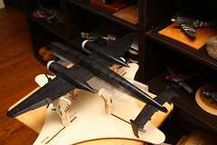 IMG_9257 (shawn.manny) Tags: revell 132 he219 uhu scale model
