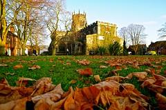 St Mary's (Ugborough Exile) Tags: stafford staffordshire midlands england uk sony a6300 2018