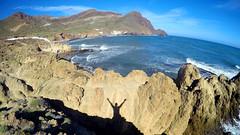 Cabo de Gata (Man In Motion) Tags: mar costa almería gopro almeria