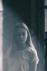 Irina (Valentyn Kolesnyk (ValeKo)) Tags: pentax people portrait k3 petzvallens ko120m