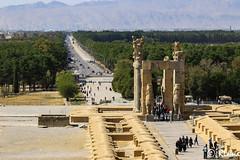 PERSÉPOLIS (RLuna (Instagram @rluna1982)) Tags: irán persia parsi orientemedio desierto photo rluna rluna1982 viaje travel vacaciones instagramapp canon persépolis ruinas arte cultura patrimoniodelaunesco patrimoniodelahumanidad