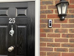 "Ring Pro Smart Video Doorbell Installed In Pinner, Harrow, London. • <a style=""font-size:0.8em;"" href=""http://www.flickr.com/photos/161212411@N07/44566680800/"" target=""_blank"">View on Flickr</a>"