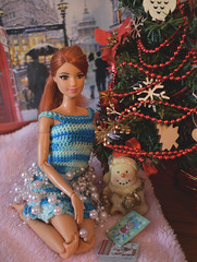 Magic time (PeArl_Fox) Tags: dolls barbiemadetomove barbie barbiedoll
