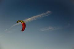 K I T E   #kite#kiten#kitesurfen#wellen#meer#himmel#sport#fotograf#amateur (vidar8270) Tags: kiten wellen kitesurfen himmel sport kite meer