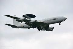 LX-N90446 E-3A NATO (phantomderpfalz) Tags: 2018 spotting spangdahlem ab airbase etad aircraft lxn90446 e3a naewandcf luxemburg 13062018 sentry awacs