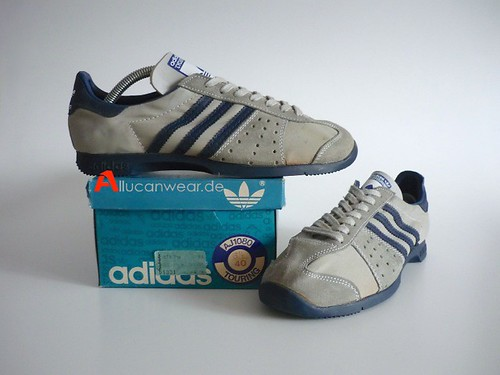 ae773bf16 UNWORN VINTAGE ADIDAS TOURING   CYCLOTOURING SPORT SHOES