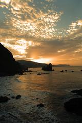 Sunset Gastelugatxe (aamatoso) Tags: sunset atardecer pais vasco rocadragon juego de tronos sony rx100 mar oceano sol naturaleza paisaje