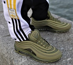 Air max 97 with vintage poppers (ryansharman1994) Tags: nikeairmax nike adidas amsterdam
