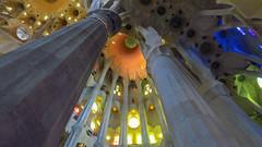 Light (Greenstone Girl) Tags: barcelona sagrada familia spain buildings antoni gaudi
